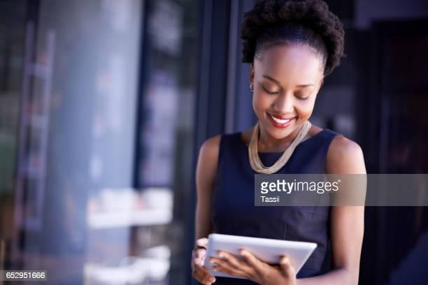Garder le contact avec les opérations commerciales en utilisant la technologie sans fil