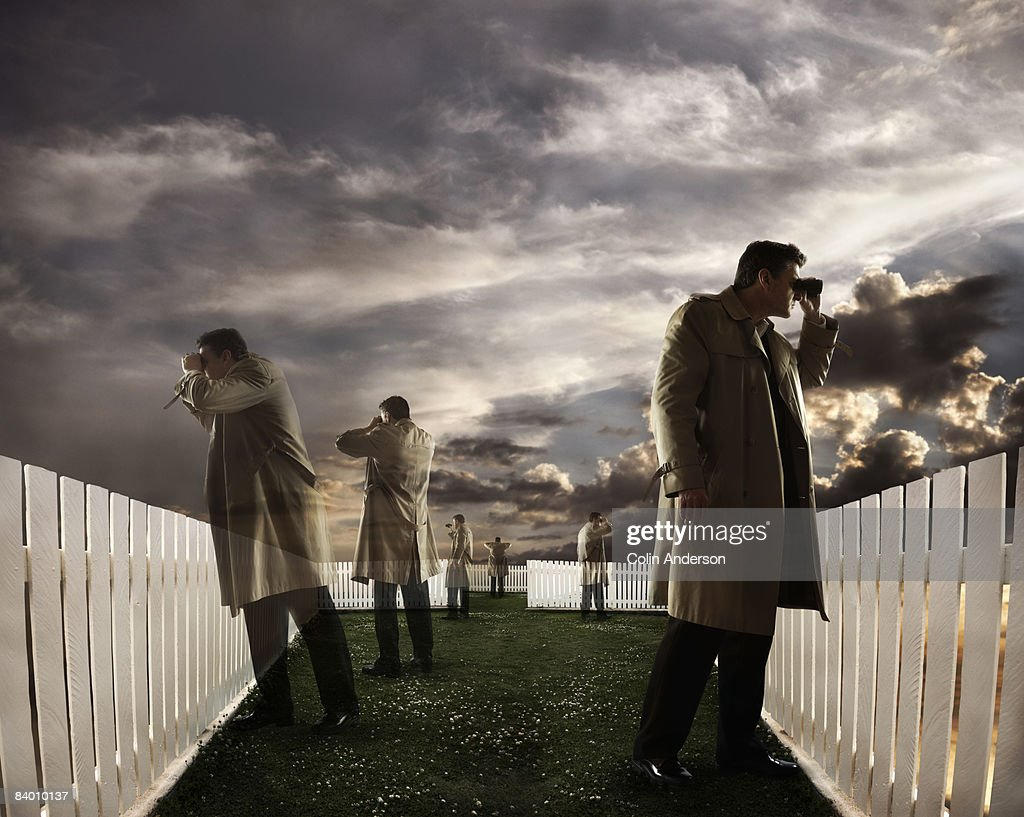 keeping vigil : Stock Photo