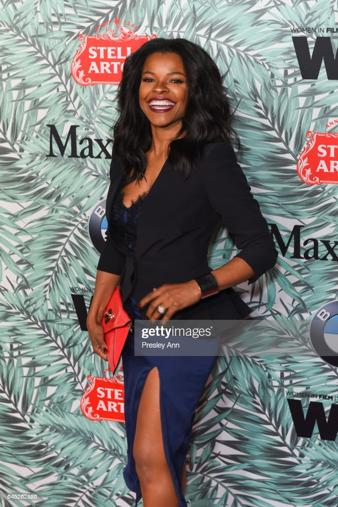 Keesha Sharp attends the 10th Annual Women In Film Pre-Oscar Cocktail Party - Arrivals at Nightingale Plaza on February 24, 2017 in Los Angeles, California.