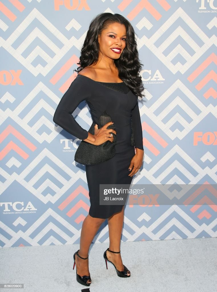Keesha Sharp attends the 2017 Summer TCA Tour 'Fox' on August 08, 2017 in Los Angeles, California.