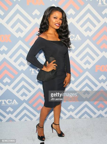 Keesha Sharp attends the 2017 Summer TCA Tour 'Fox' on August 08 2017 in Los Angeles California