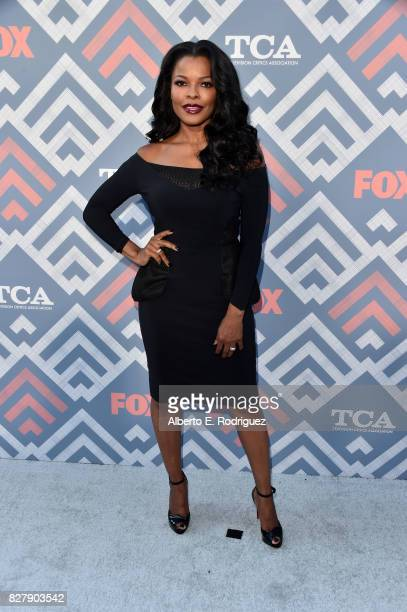 Keesha Sharp attends the FOX 2017 Summer TCA Tour after party on August 8 2017 in West Hollywood California