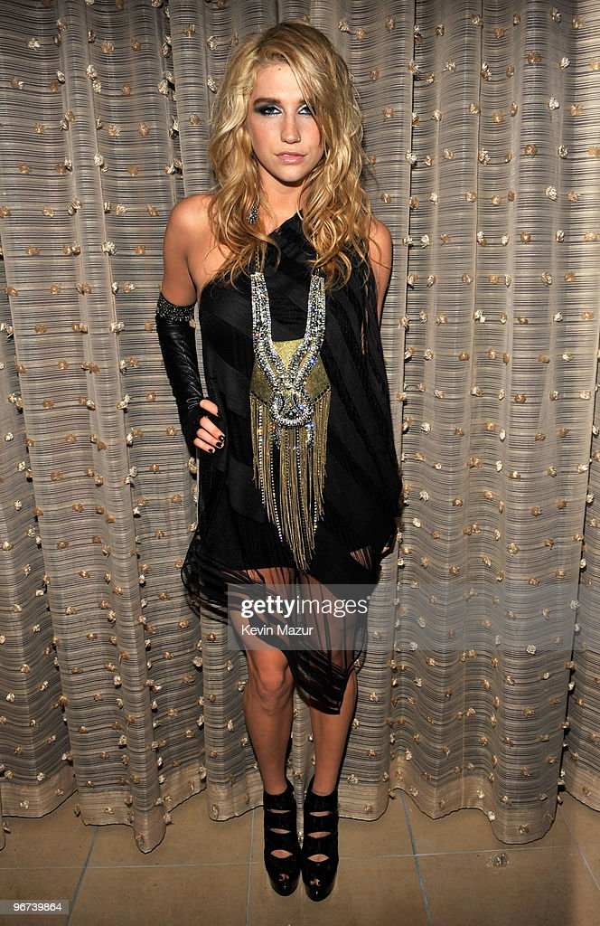 Ke$ha at the 52nd Annual GRAMMY Awards - Salute To Icons Honoring Doug Morris held at The Beverly Hilton Hotel on January 30, 2010 in Beverly Hills, California.