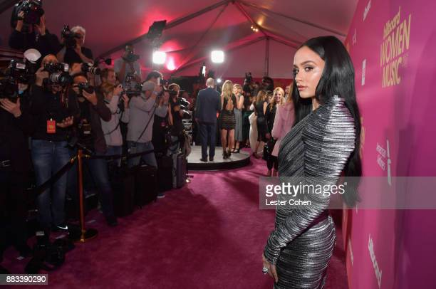 Kehlani attends Billboard Women In Music 2017 at The Ray Dolby Ballroom at Hollywood Highland Center on November 30 2017 in Hollywood California