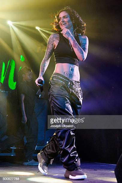 Kehlani performs at Heaven on December 8 2015 in London England
