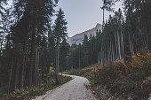 Villa of Adolf Hitler in Bavarian Alps