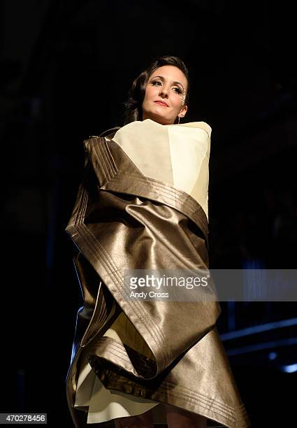 Keiding Office Architects/Edelman Leather entry for the 2015 PretaPorter fashion show Future Undefined hosted by the International Interior Design...