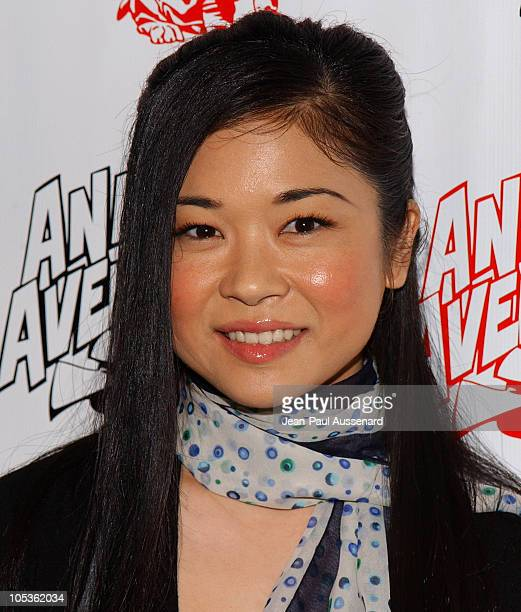 Keiko Agena during 'Luck of The Paw' Casino Night and Silent Auction to Benefit Animal Avengers at The Victorian in Santa Monica California United...