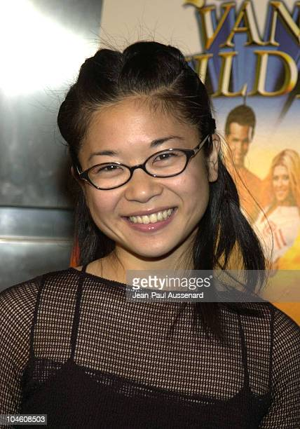Keiko Agena during National Lampoon's 'Van Wilder' Premiere at Cinerama Dome Theater in Hollywood California United States