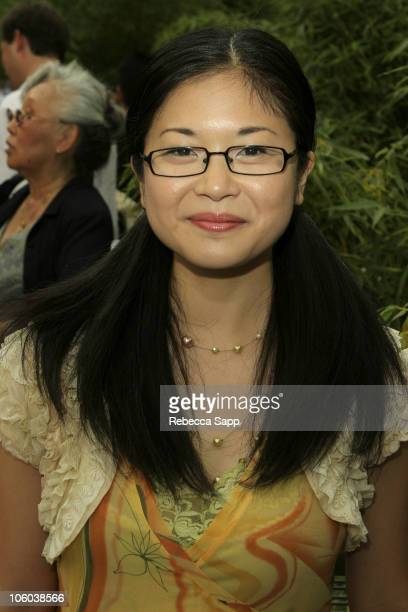Keiko Agena during Project by Project's Food and Wine Tasting at California Science Center in Los Angeles CA United States