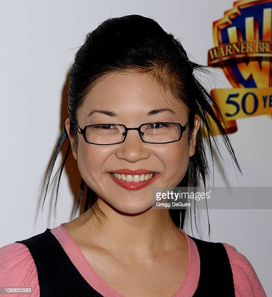 Keiko Agena during Warner Bros Television And Warner Home Video Celebrate 50 Years Of Quality TV Arrivals at Warner Bros Studio in Burbank California...
