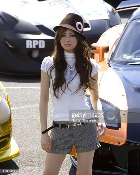 Keiko Kitagawa during 'The Fast and the Furious Tokyo Drift ' Tokyo Photocall at Harumi Kyakusen Terminal in Tokyo Japan