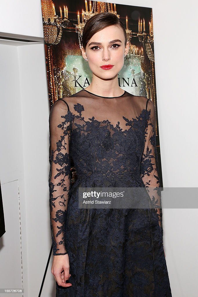 <a gi-track='captionPersonalityLinkClicked' href=/galleries/search?phrase=Keira+Knightley&family=editorial&specificpeople=202053 ng-click='$event.stopPropagation()'>Keira Knightley</a> attends the 'Anna Karenina' New York Special Screening at Florence Gould Hall on November 7, 2012 in New York City.