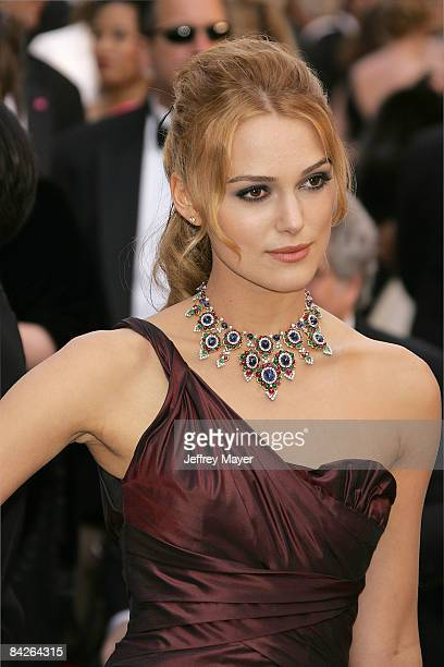 Keira Knightley nominee Best Actress in a Leading Role for 'Pride Prejudice'