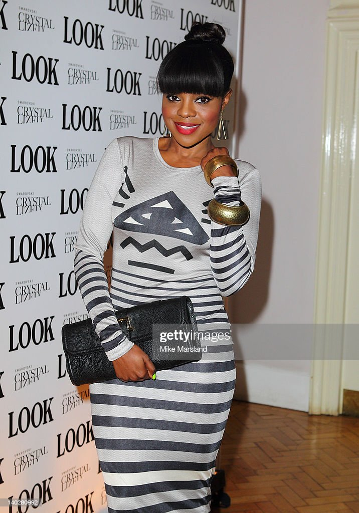 <a gi-track='captionPersonalityLinkClicked' href=/galleries/search?phrase=Keisha+Buchanan&family=editorial&specificpeople=204610 ng-click='$event.stopPropagation()'>Keisha Buchanan</a> attends the 5th anniversary party of LOOK magazine at One Marylebone on March 1, 2012 in London, England.