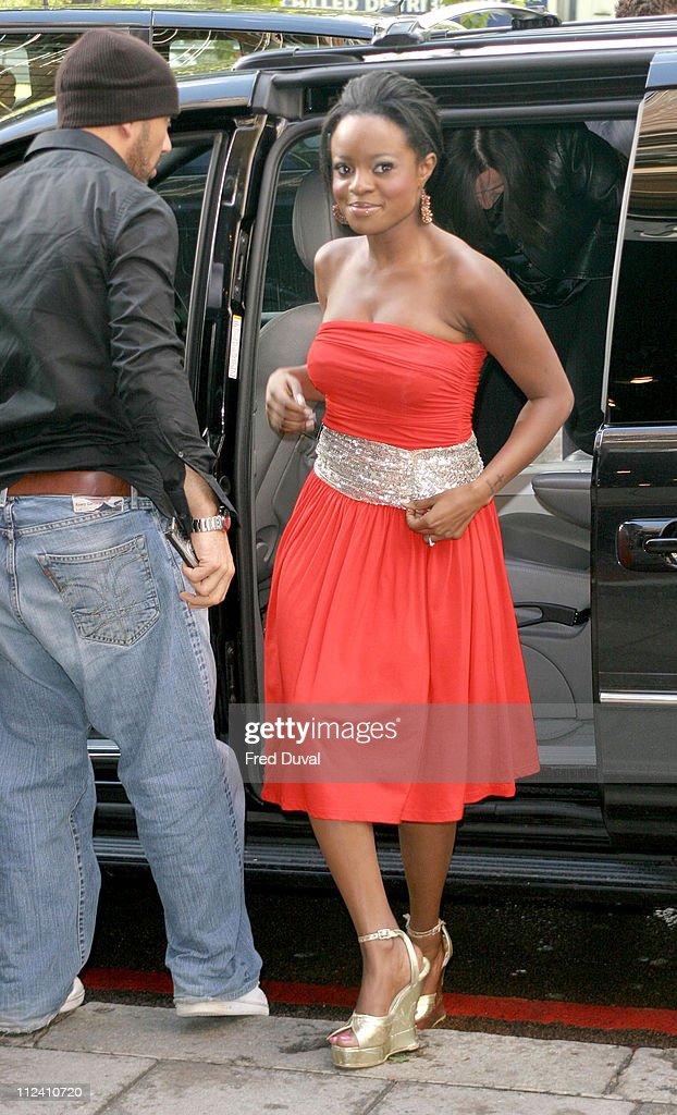 The 2004 Q Awards - Arrivals