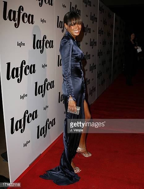 Keisha Whitaker during The 32nd Annual Los Angeles Film Critics Association Awards Red Carpet in Century City California United States