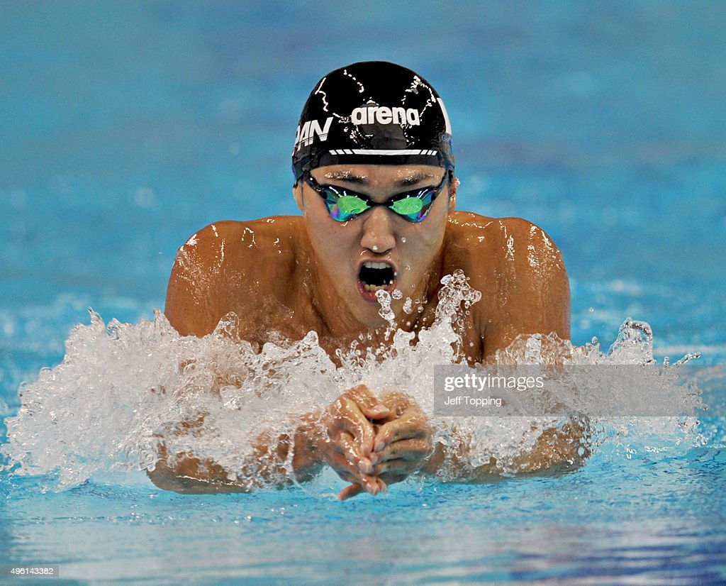 FINA Swimming World Cup - Dubai