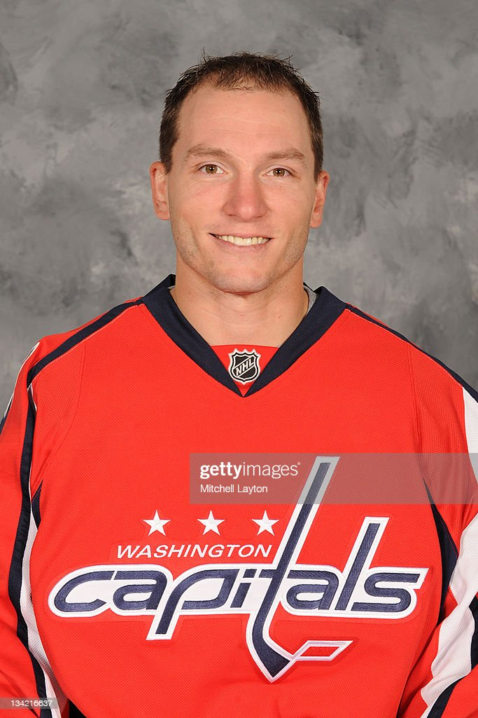 <a gi-track='captionPersonalityLinkClicked' href=/galleries/search?phrase=Keith+Aucoin&family=editorial&specificpeople=2125652 ng-click='$event.stopPropagation()'>Keith Aucoin</a> of the Washington Capitals poses for his official headshot for the 2011-2012 NHL season on September 16, 2011 at the Kettler Capitals Iceplex in Arlington, Virginia