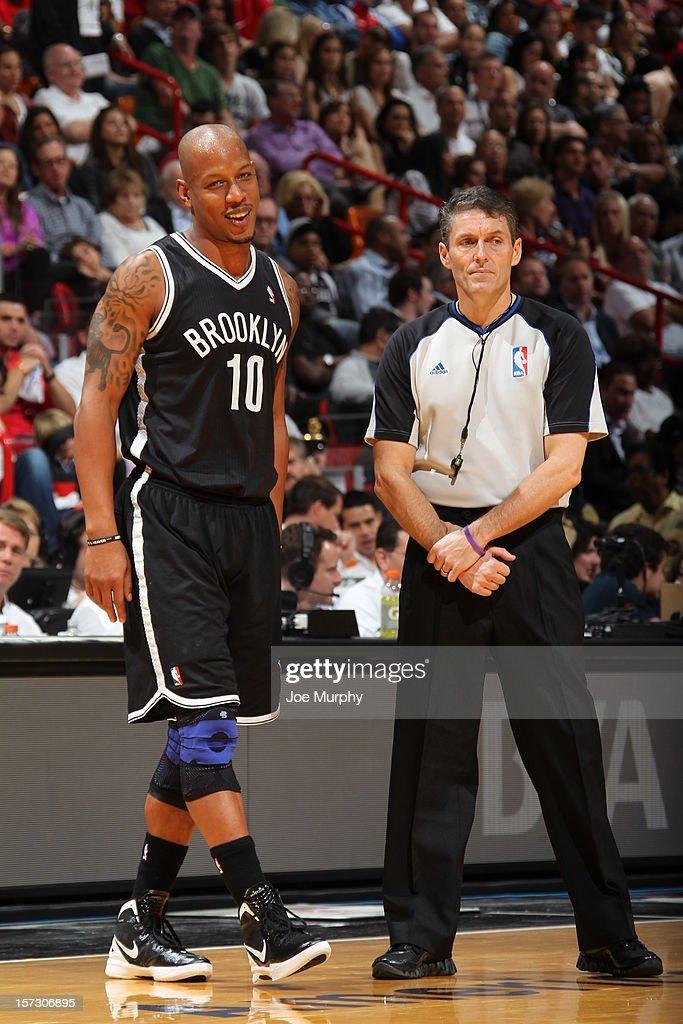 Brooklyn Nets v Miami Heat
