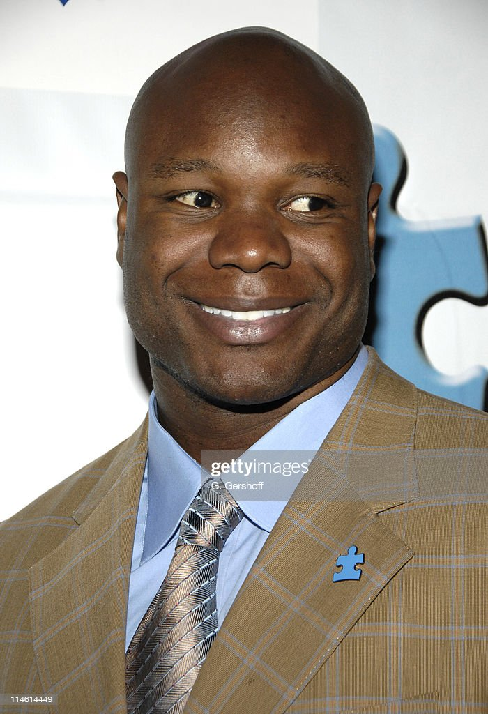 Keith Bulluck during Kickoff for a Cure II Benefit Gala at The Waldorf=Astoria in New York City, New York, United States.