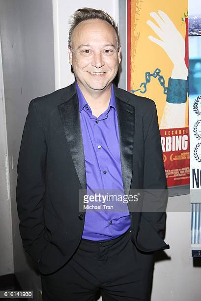Keith Coogan attends the screening of 'Nowhereland' held at Laemmle Music Hall on October 21 2016 in Beverly Hills California