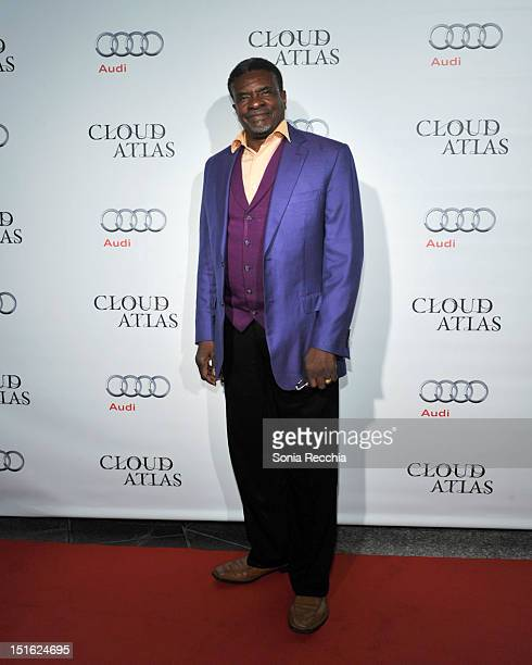 Keith David attends 'Cloud Atlas' Post Screening Event 2012 Toronto International Film Festival on September 8 2012 in Toronto Canada