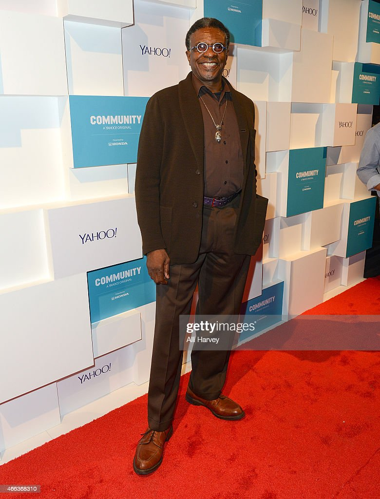 Keith David attends Yahoo's 'Community' Greendale School Dance at SXSW 2015 on March 14, 2015 in Austin, Texas.