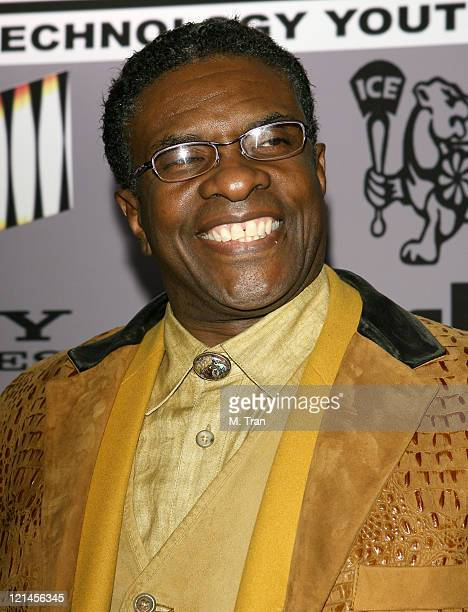 Keith David during The Boyle Heights Music and Arts Program Launch Arrivals at Boyle Heights School in Los Angeles California United States