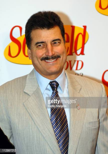 Keith Hernanadez during 'Seinfeld' First 3 Seasons Released on DVD at Rainbow Room in New York City New York United States