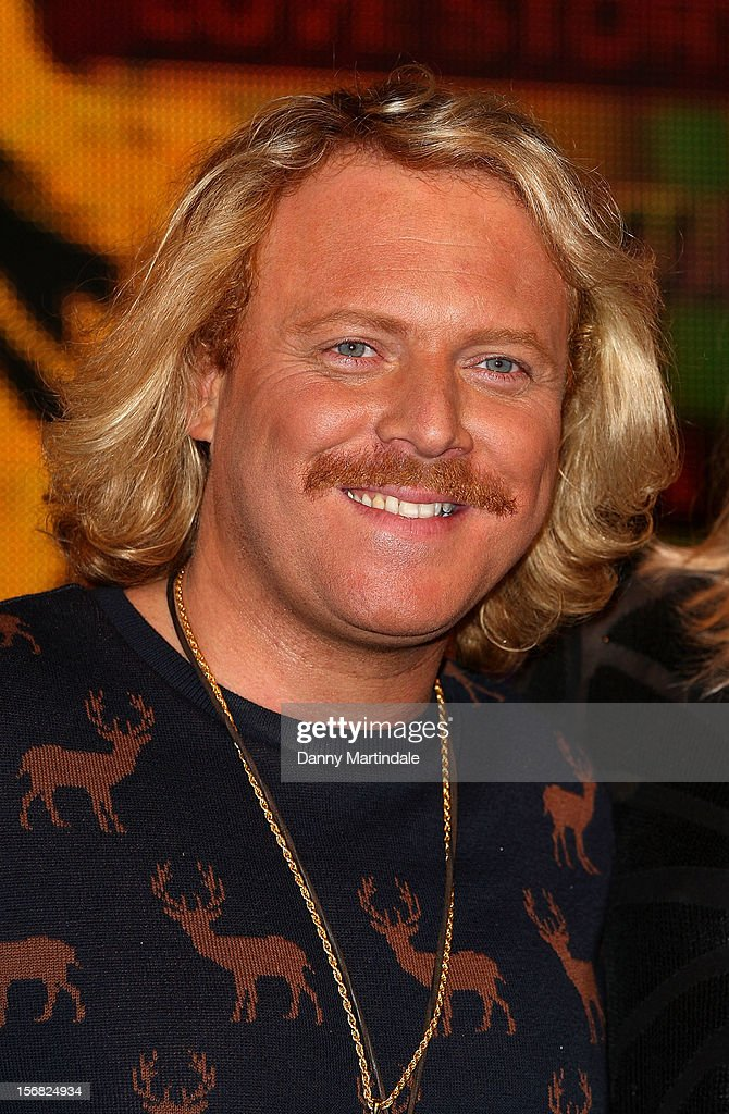 Keith Lemon attends the DVD signing for 'Celebrity Juice: Too Juicy For TV 2' at HMV, Oxford Street on November 22, 2012 in London, England.