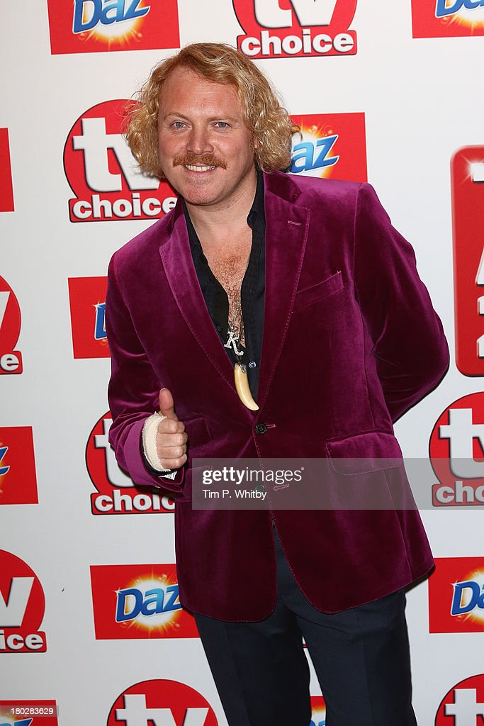 Keith Lemon attends the TV Choice Awards 2013 at The Dorchester on September 9, 2013 in London, England