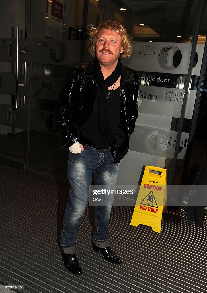 Keith Lemon pictured at Radio 1 on March 28, 2013 in London, England.
