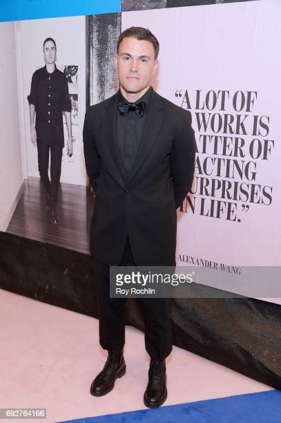 Keith Lissner attends the 2017 CFDA Fashion Awards at Hammerstein Ballroom on June 5 2017 in New York City