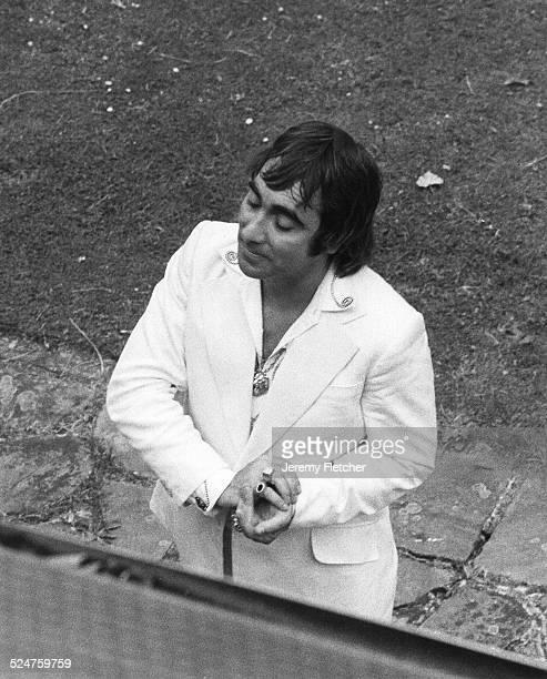 Keith Moon at Shepperton Film Studios London United Kingdom 1978