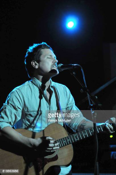 Keith Paine attends RAINFOREST ACTION NETWORK's 25th Anniversary Benefit Hosted by CHRIS NOTH at Le Poisson Rouge on April 29 2010 in New York City