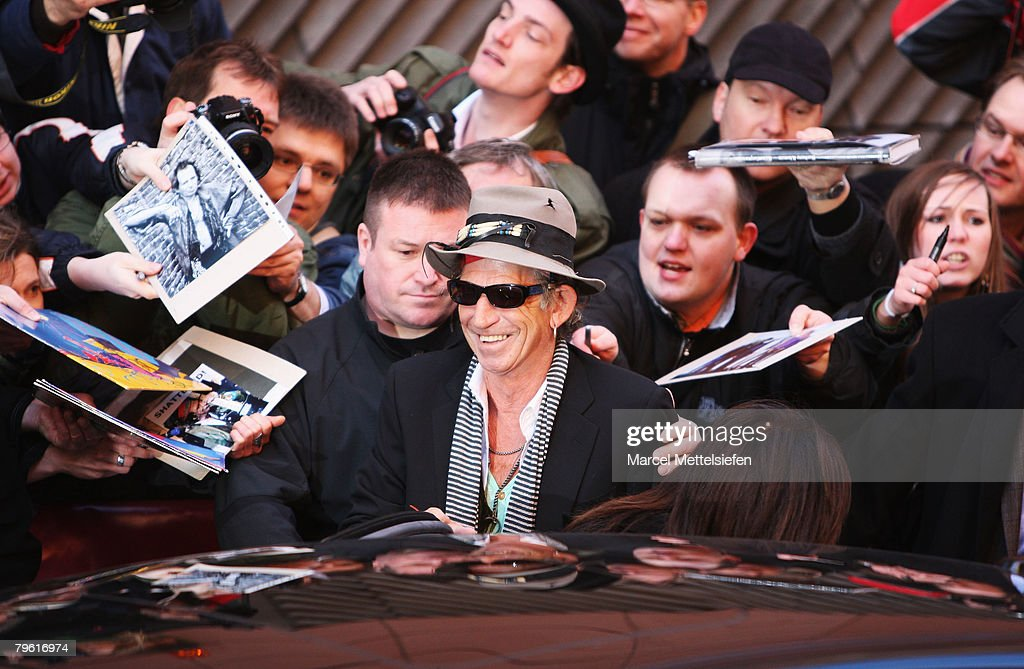 <a gi-track='captionPersonalityLinkClicked' href=/galleries/search?phrase=Keith+Richards+-+Musician&family=editorial&specificpeople=202882 ng-click='$event.stopPropagation()'>Keith Richards</a> of the Rolling Stones attends the 'Shine A Light' Photocall as part of the 58th Berlinale Film Festival at the Grand Hyatt Hotel on February 7, 2008 in Berlin, Germany.