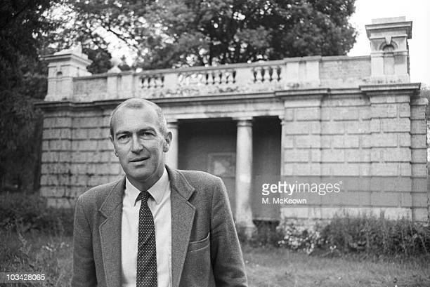 Keith Rous the 6th Earl of Stradbroke on August 24 1984