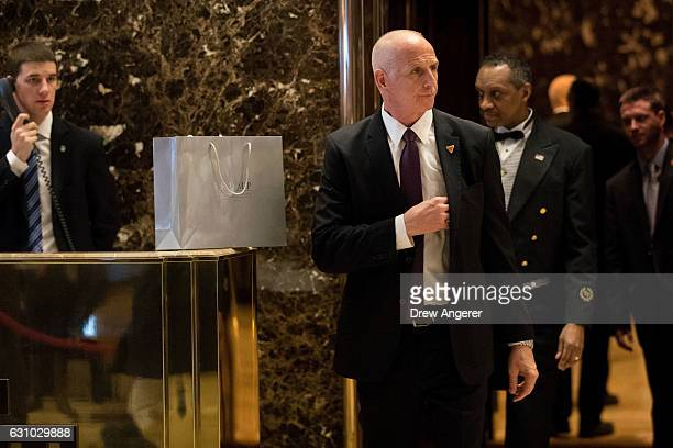 Keith Schiller private security director for Donald Trump and recently named as deputy assistant to the president and director of Oval Office...