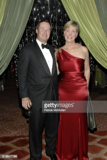 Keith Spickelmeier and Sara Dodd attend Alison Mazzolaís Birthday Party hosted by George Farias and Anne and Jay McInerney at Doubles on April 22nd...