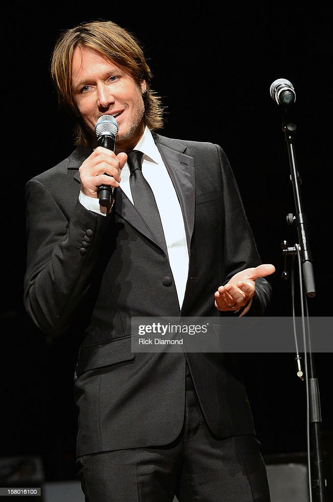 <a gi-track='captionPersonalityLinkClicked' href=/galleries/search?phrase=Keith+Urban&family=editorial&specificpeople=202997 ng-click='$event.stopPropagation()'>Keith Urban</a> Accepts Nashville Symphony Harmony Award at Schermerhorn Symphony Center on December 8, 2012 in Nashville, Tennessee.