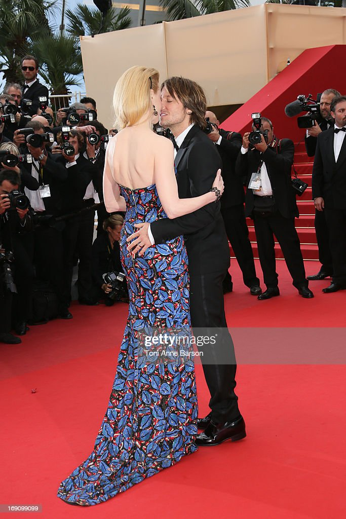 <a gi-track='captionPersonalityLinkClicked' href=/galleries/search?phrase=Keith+Urban&family=editorial&specificpeople=202997 ng-click='$event.stopPropagation()'>Keith Urban</a> and <a gi-track='captionPersonalityLinkClicked' href=/galleries/search?phrase=Nicole+Kidman&family=editorial&specificpeople=156404 ng-click='$event.stopPropagation()'>Nicole Kidman</a> attend the Premiere of 'Inside Llewyn Davis' at The 66th Annual Cannes Film Festival on May 19, 2013 in Cannes, France.