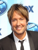 Keith Urban arrives at Fox's 'American Idol' XIII Finale held at Nokia Theatre LA Live on May 21 2014 in Los Angeles California