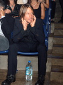 Keith Urban during 2006 CMT Music Awards Backstage and Audience at Curb Events Center at Belmont University in Nashville Tennessee United States