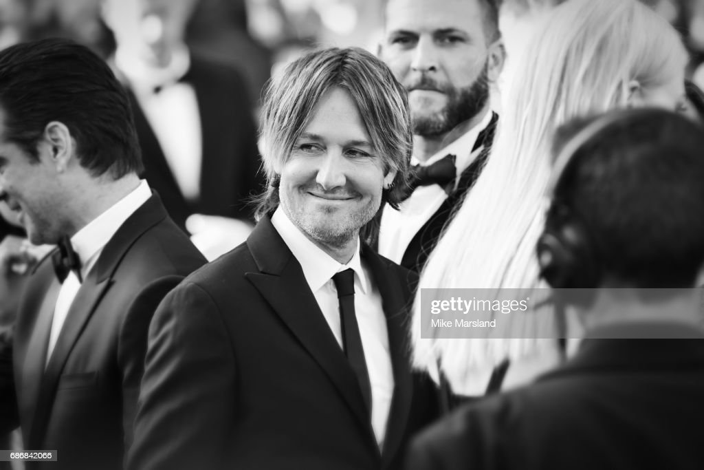 Keith Urban during the 70th annual Cannes Film Festival at on May 22, 2017 in Cannes, France.