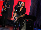 Keith Urban performs at the 2014 CMT Artists Of The Year at the Schermerhorn Symphony Center on December 2 2014 in Nashville Tennessee