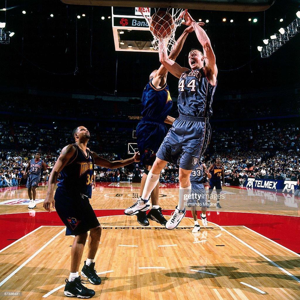 NBA Mexico 2000