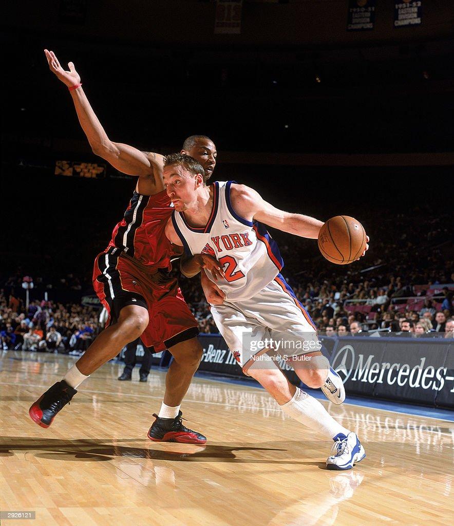 Miami Heat v New York Knicks s and