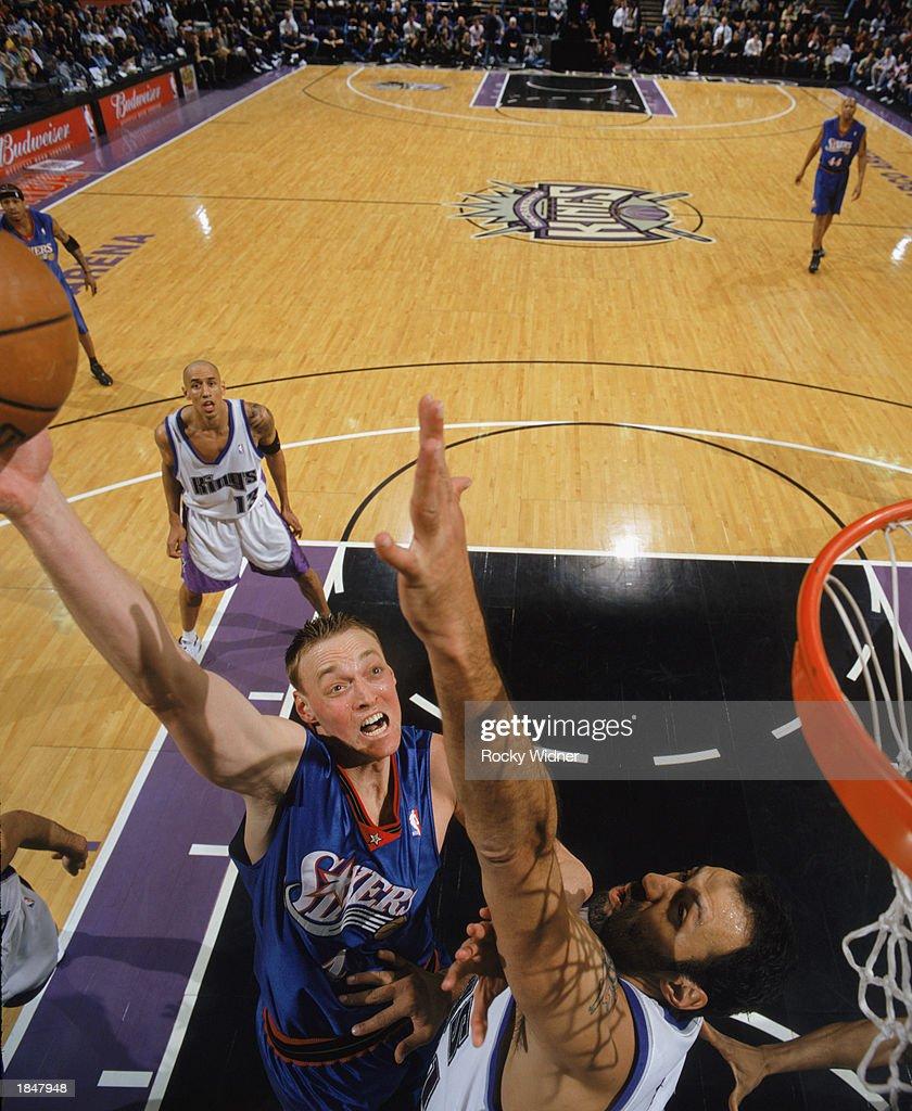 Philadelphia 76ers v Sacramento Kings s and