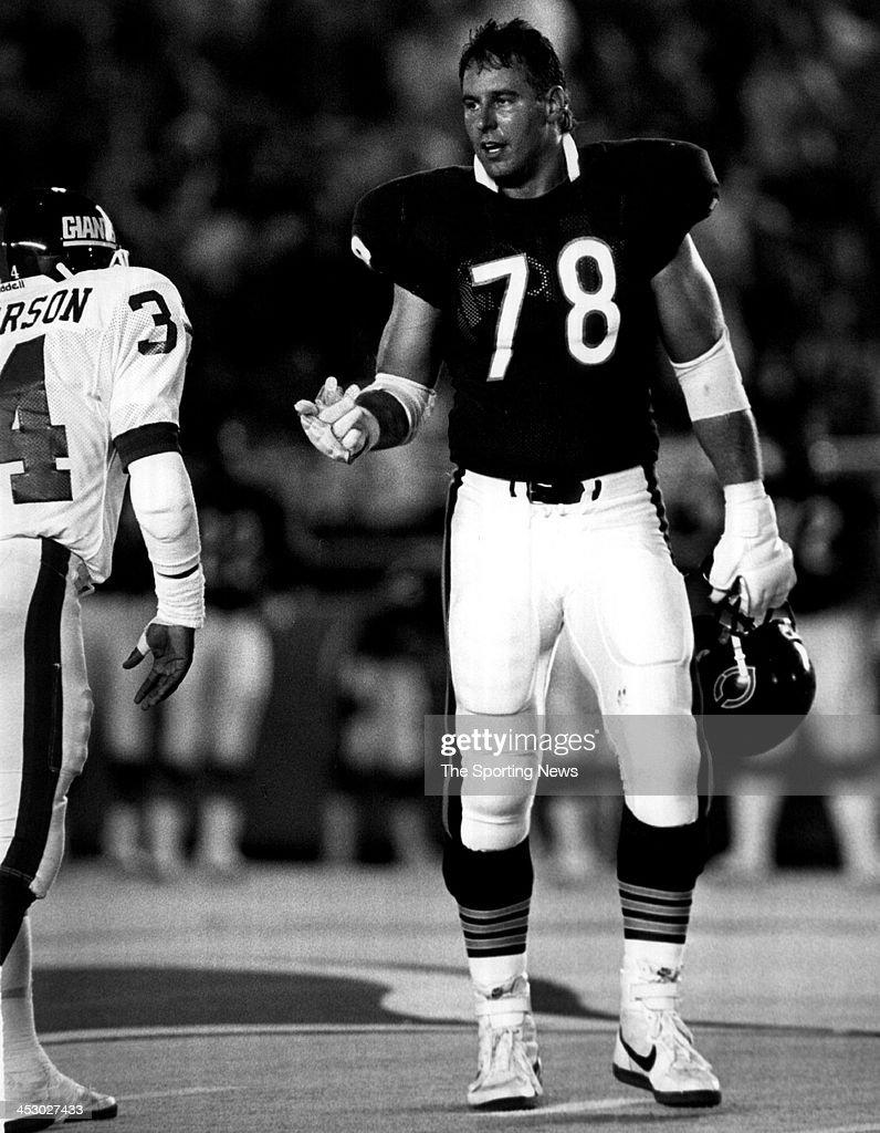 Keith Van Horne Chicago Bears